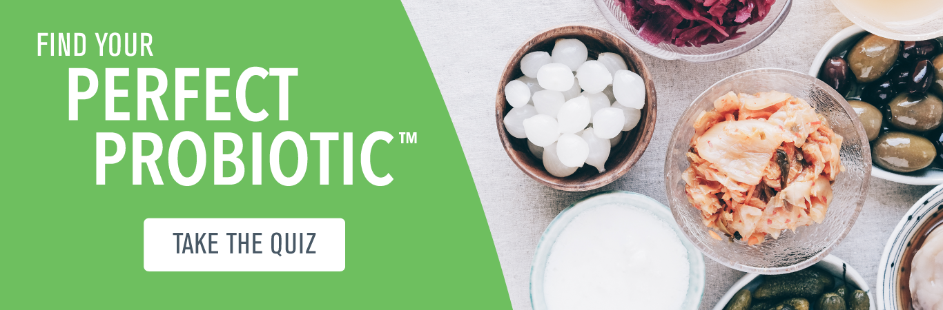 Find Your Perfect Probiotic