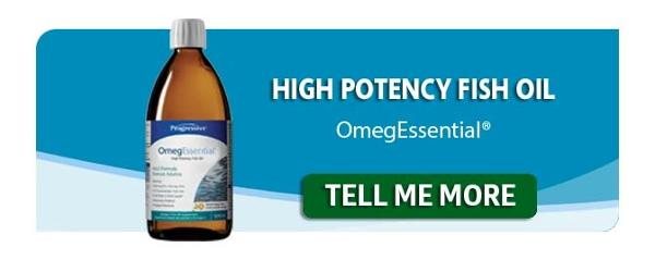 High Potency Fish Oil OmegEssential