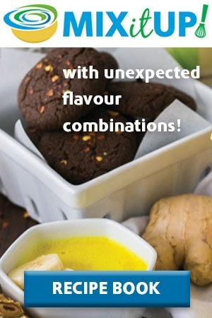 Mix it up with unexpected flavour combinations