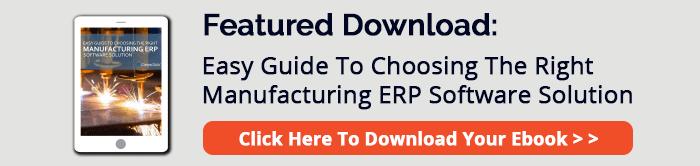 ERP Manufacturing Ebook