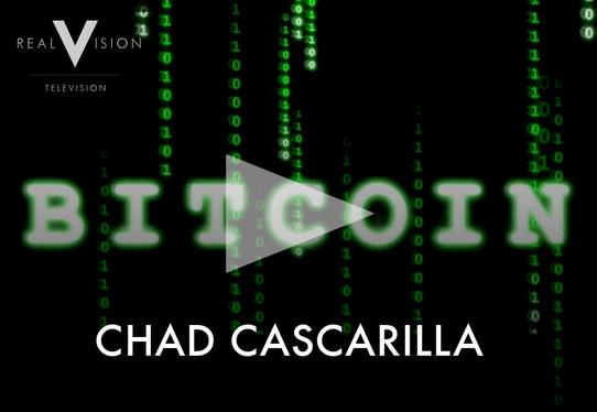 Real Vision Television Bitcoin Video