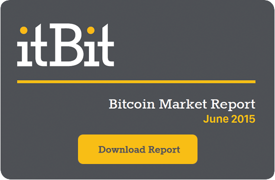 Download itBit Bitcoin Market Report: June 2015