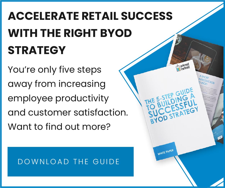 BYOD strategy white paper CTA
