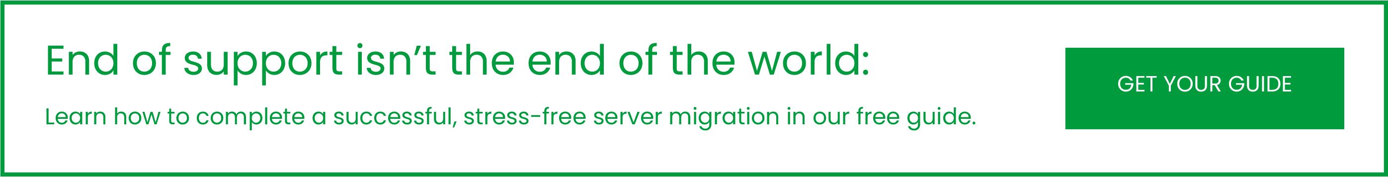 SQL server support CTA