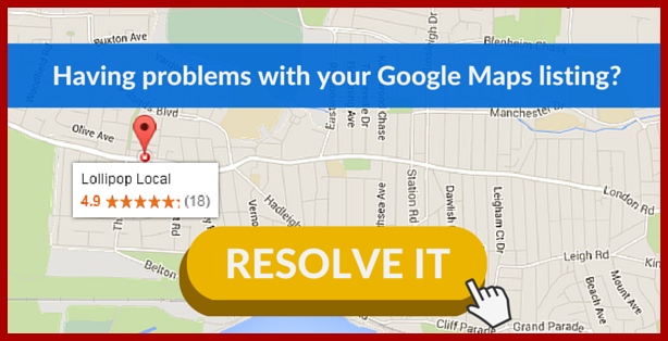 google local maps uk help