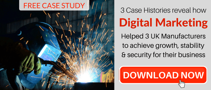 digital marketing case study for manufacturers