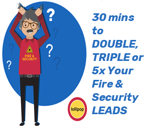 double triple  your F&S leads