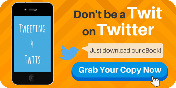 Don't be a twit on twitter download simple tips for absolute beginners