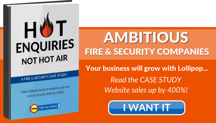 fire and security case study