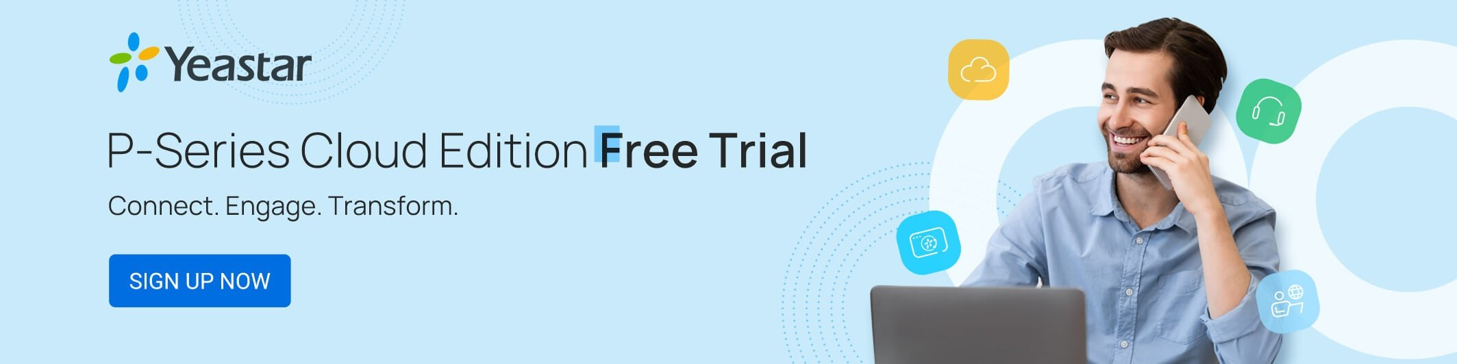 Yeastar Cloud PBX Free Trial