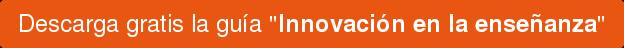 innovacion enseñanza