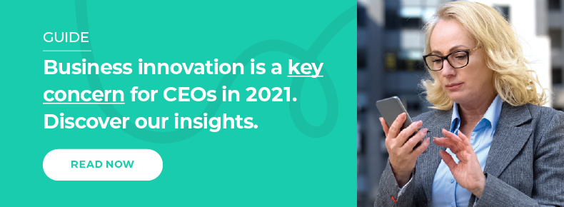 Business innovations is a key concern for CEOs in 2020. Discover our insights.