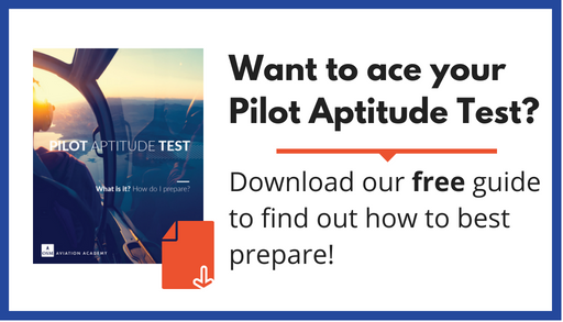 Pilot Aptitude Testing at OSM Aviation Academy