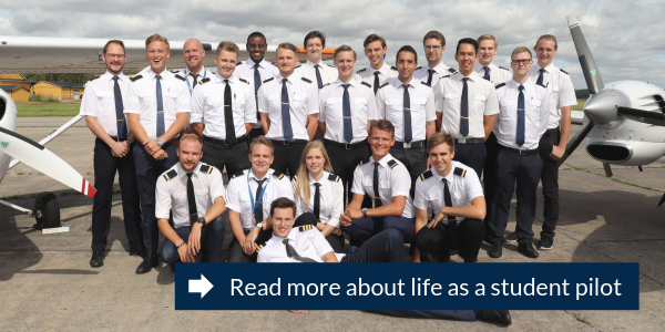 Life as a student pilot at OSM Aviation Academy