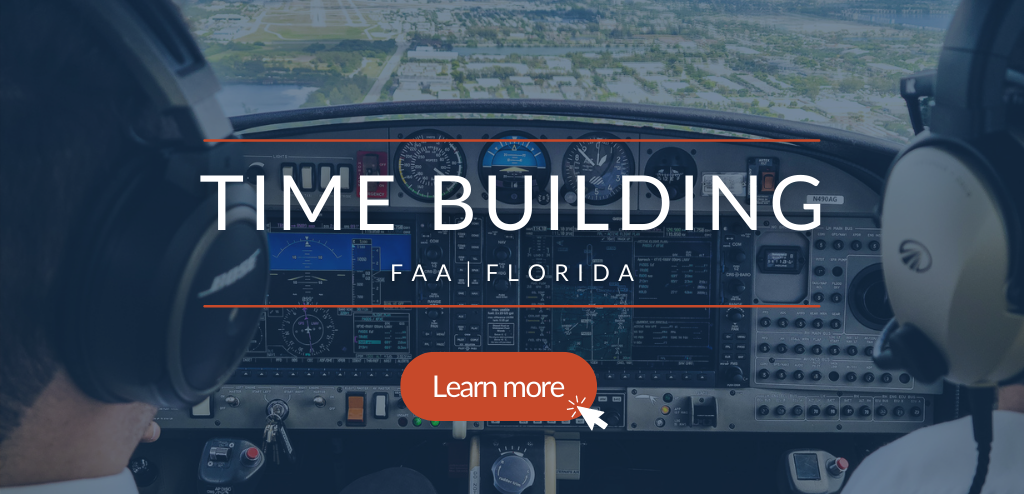 Time building in Florida