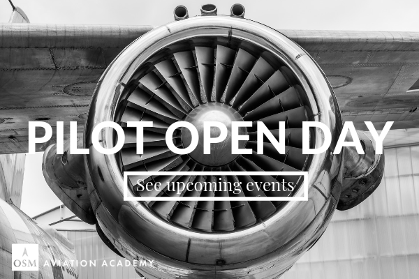 Pilot Open Day at OSM Aviation Academy