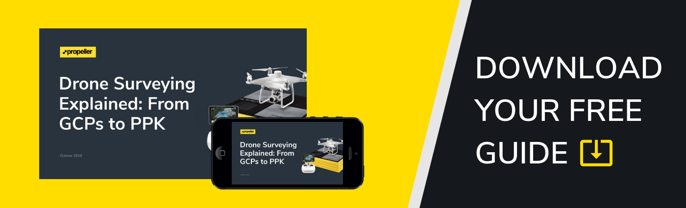 Drone surveying explained: From GCP to PPK