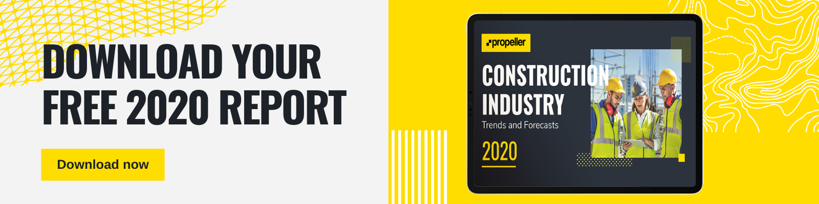 Construction Trends Report 2020