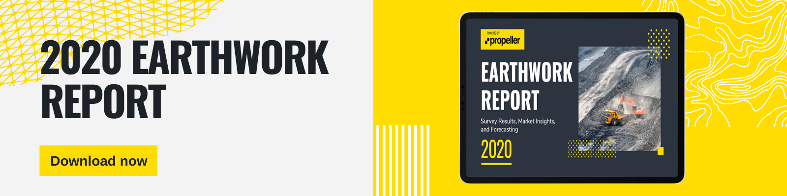 2020 Earthwork report by Propeller