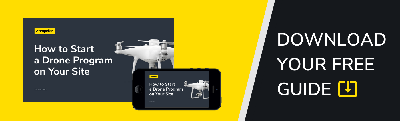 How to start a drone surveying program on your site