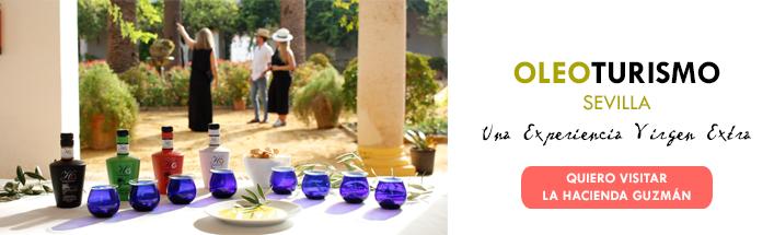 Visita la Hacienda Guzmán, un templo olivarero único