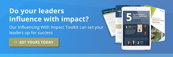 Influencing With Impact Toolkit 2019 Email CTA