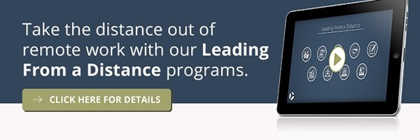 Leading From A Distance Program