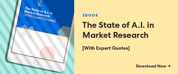 The State of A.I. in Market Research (eBook) Download