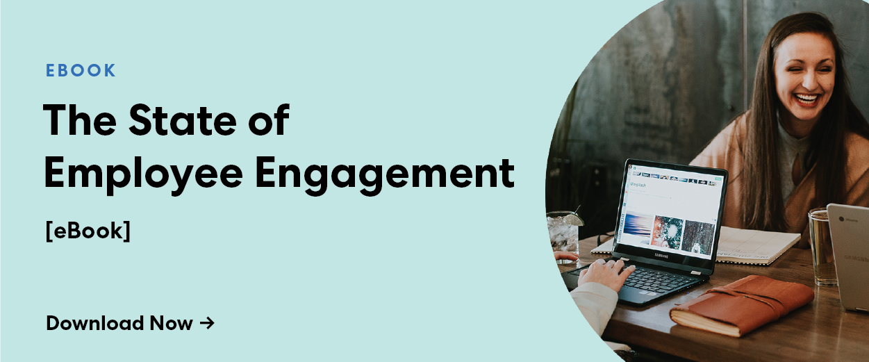 state of employee engagement ebook