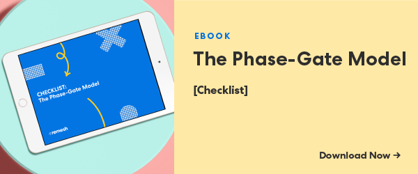 phase gate model checklist