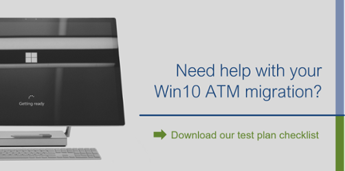 Are your ATMs ready for Windows 10