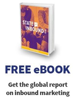 FREE eBOOK: Click here to get the global report on inbound marketing