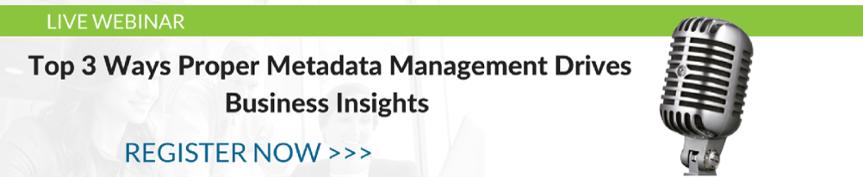 Metadata Management Webinar