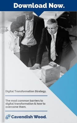 Download Link to Digital Transformation Barriers eBook by Cavendish Wood