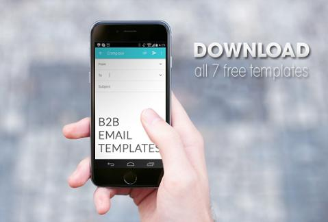 B2B Email Template