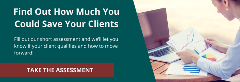 Find out How Much You Can Save Your Clients