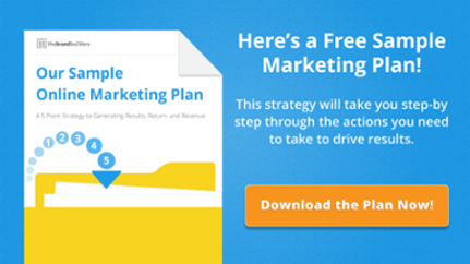 Here's a free sample marketing plan for you!