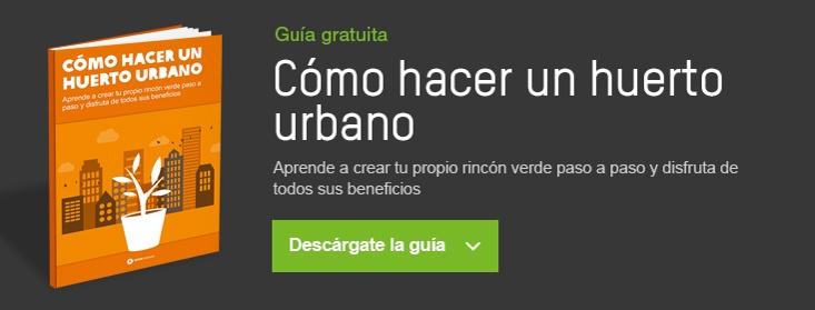 cómo hacer un huerto urbano