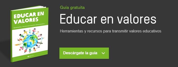 guía gratuita educar en valores