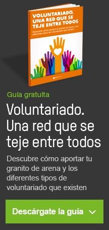 voluntariado guía gratuita