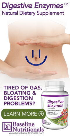 Digestive Enzymes by Baseline Nutritionals