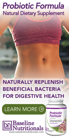 Probiotics from Baseline Nutritionals