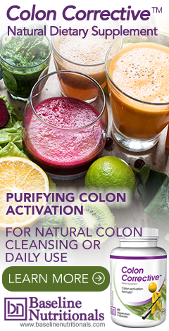 Colon Corrective from Baseline Nutritionals