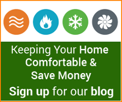 Sign up for our blog