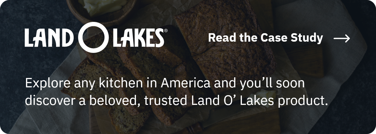 Download our Land O' Lakes Success Story