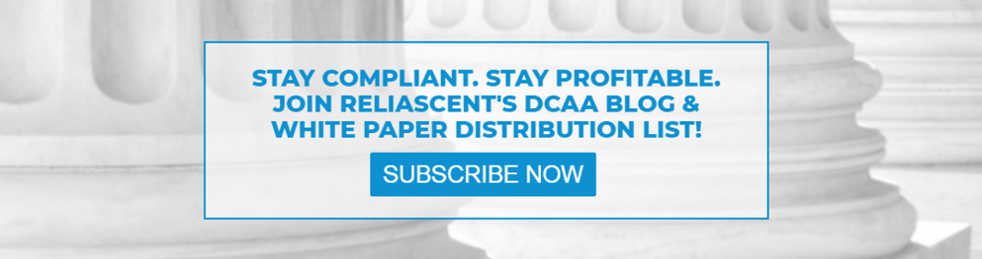 DCAA Blog Subscription