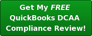 Get My FREE  QuickBooks DCAA  Compliance Review!
