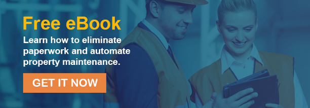 Download our free eBook about facility maintenance software