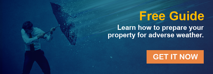 Learn how to prepare your property for adverse weather