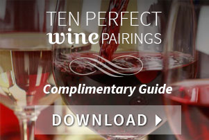 Potash Ten Perfect Wine Pairings